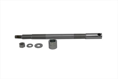 V-Twin 44-0586 - Chrome Front Axle Kit