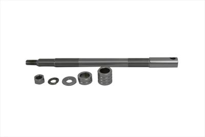 V-Twin 44-0630 - Chrome Front Axle Kit