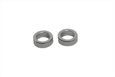 "V-Twin 44-0731 - Front or Rear Axle Spacer Set 3/4"" Inner Diamet"