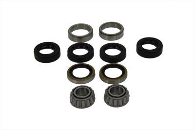 V-Twin 12-0331 Replica Wheel Hub And Brake Drum Bearing