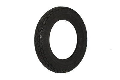 "V-Twin 46-0037 - Replica Tire 5.00 X 16"" Blackwall"