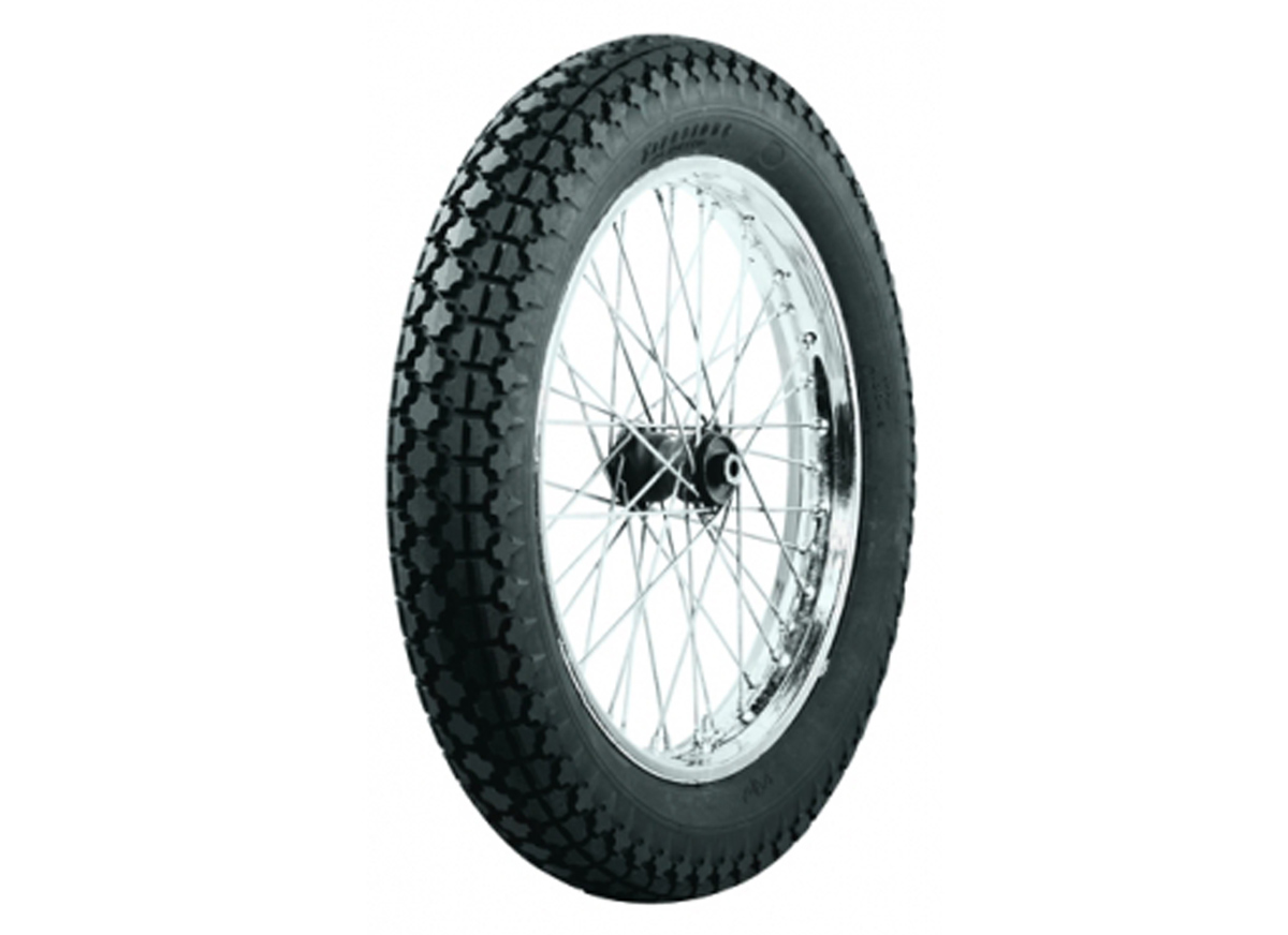 "V-Twin 46-0059 - Firestone 5.00 X 16"" Blackwall"