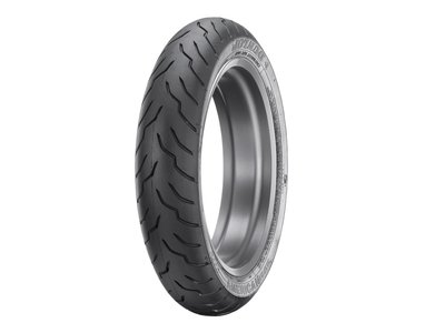 "V-Twin 46-0244 - Dunlop American Elite 180/65B X 16"" Blackwall"