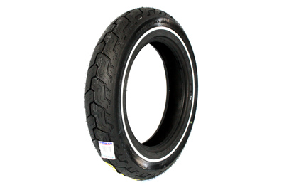 "V-Twin 46-0311 - Dunlop D402 Touring Elite II MT90HB X 16"" Singl"