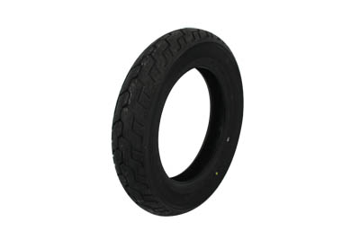 "V-Twin 46-0415 - Dunlop D402 Elite II MU85B X 16"" Blackwall Tire"