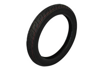 "V-Twin 46-0608 - Dunlop K591 100/90V X 19"" Blackwall"