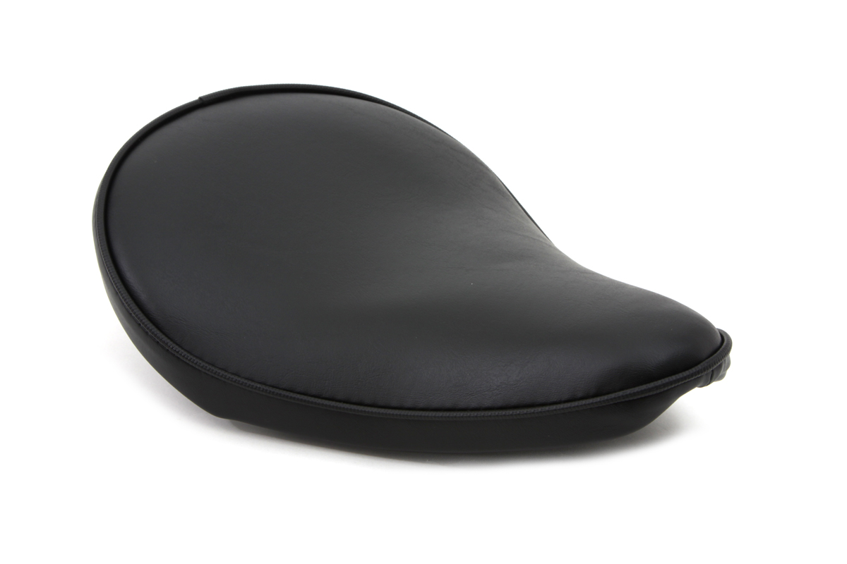 V-Twin 47-0071 - Black Smooth Solo Seat Small
