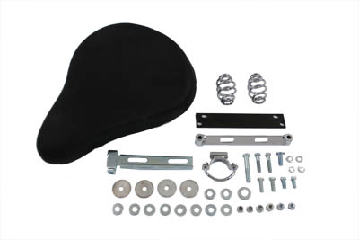 V-Twin 47-0119 - Rigid Solo Seat and Mount Kit