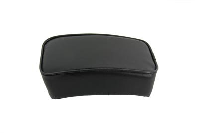 V-Twin 47-0786 - Smooth Vinyl Rear Seat Pillion Pad