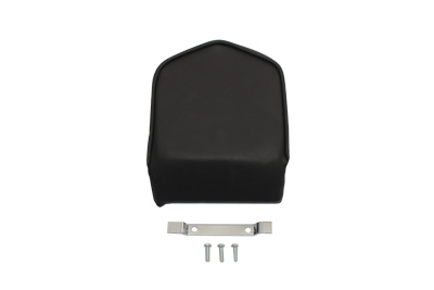 V-Twin 47-1972 - Smooth Black Pointed Sissy Bar Pad