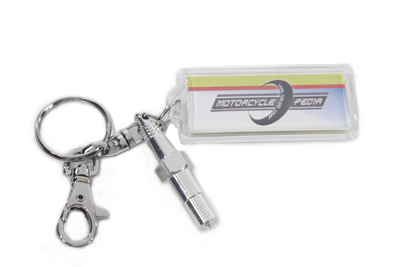 V-Twin 48-0236 - Spark Plug Design Key Chains