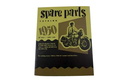V-Twin 48-0304 - Spare Parts Book for