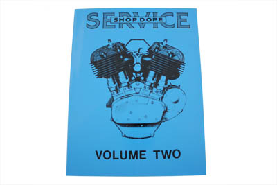 V-Twin 48-0311 - Factory Service Bulletin for Big Twins