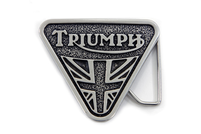 V-Twin 48-0448 - Triumph Belt Buckle