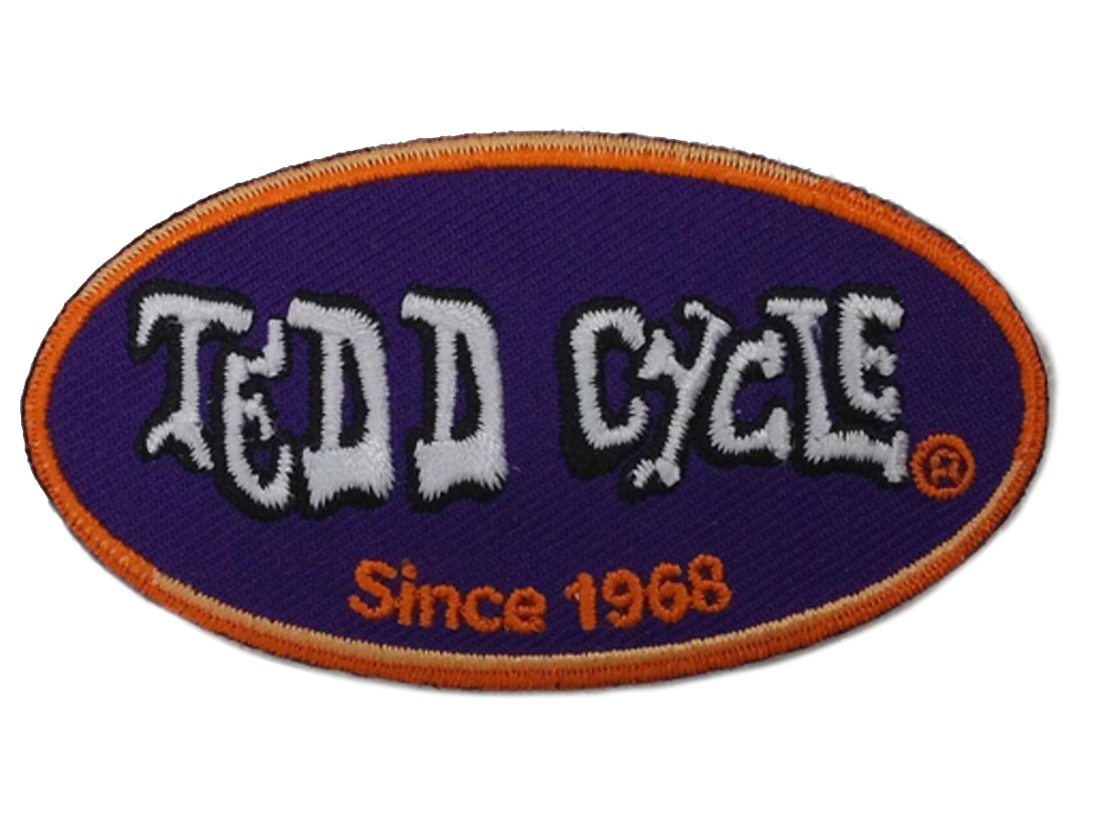 TEDD CYCLE PATCHES VTWIN 48-0544