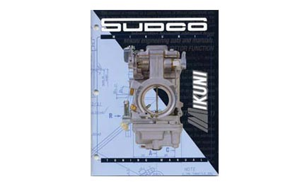 V-Twin 48-0671 - Mikuni Carburetor Parts and Information Manual