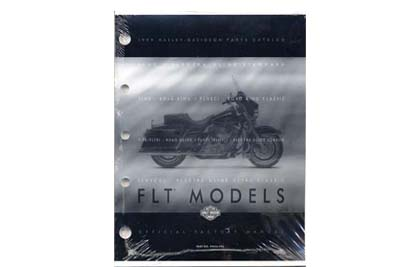 V-Twin 48-0709 - Factory Spare Parts Book for FLT