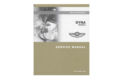 V-Twin 48-0715 - Factory Service Manual for FXDG