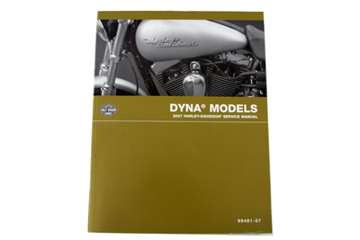V-Twin 48-0775 - Factory Service Manual for FXDG