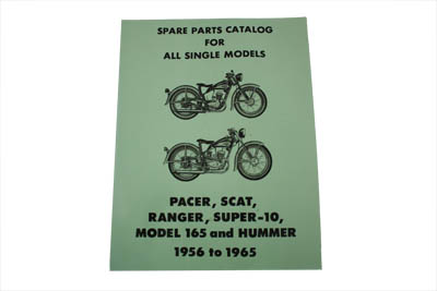 V-Twin 48-0982 - Hummer Spare Parts Catalog for