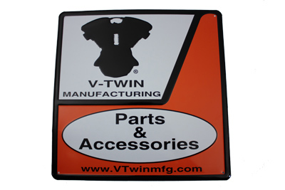 V-Twin 48-1114 - V-Twin Product Sign