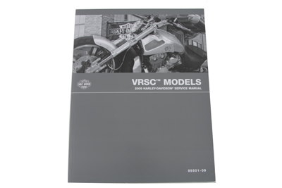 V-Twin 48-1237 - Factory Service Manual for VRSC