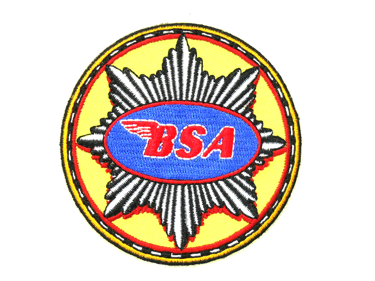 V-Twin 48-1330 - BSA England Patches