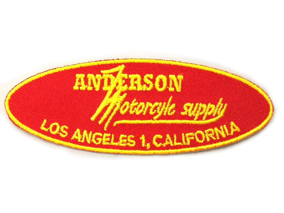 V-Twin 48-1358 - Anderson Supply Patches