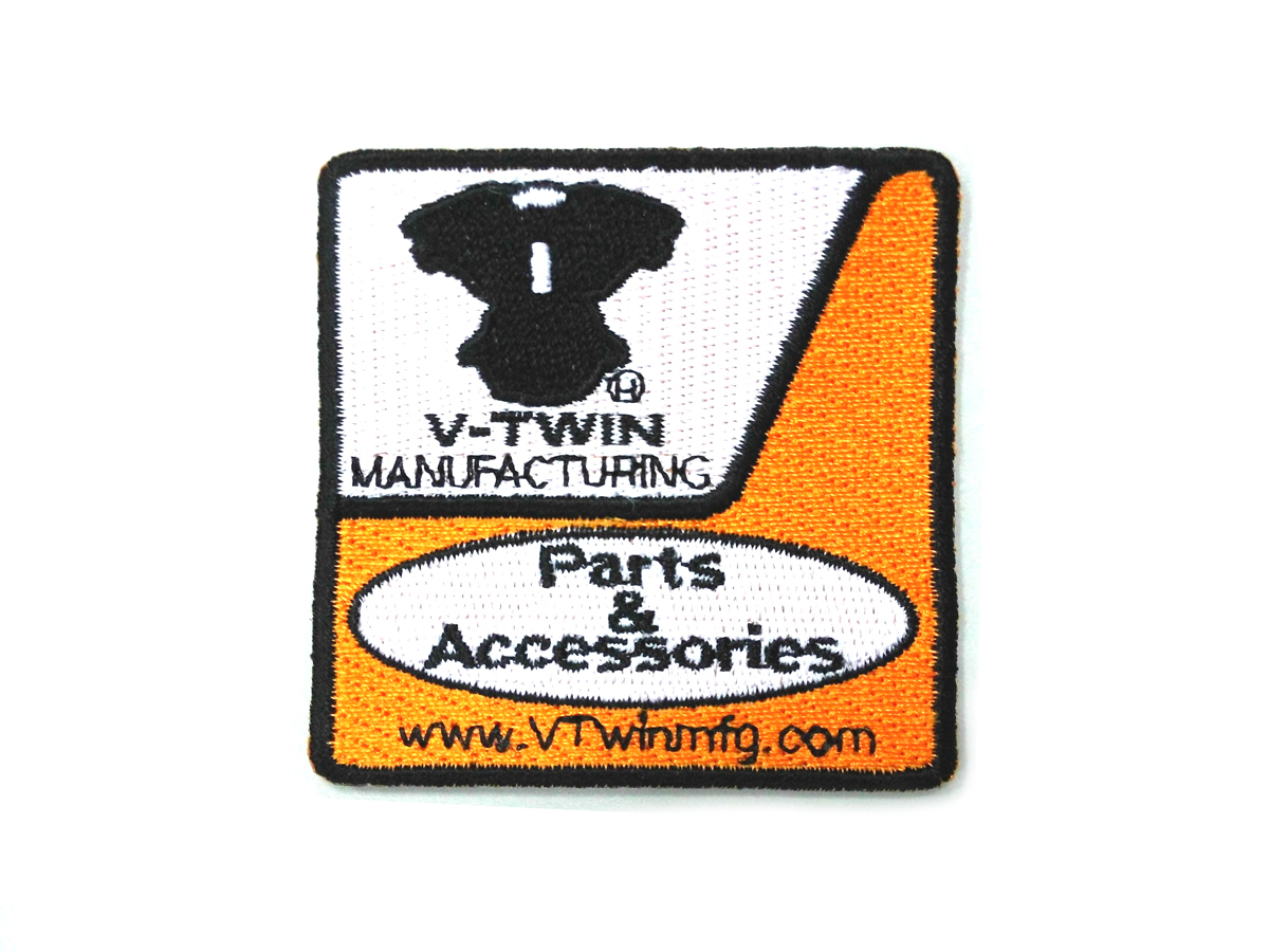 V-Twin 48-1361 - V-Twin MFG Square Patches