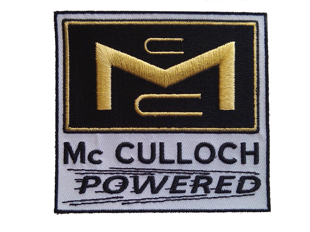 V-Twin 48-1485 - McCulloch Engine Patches