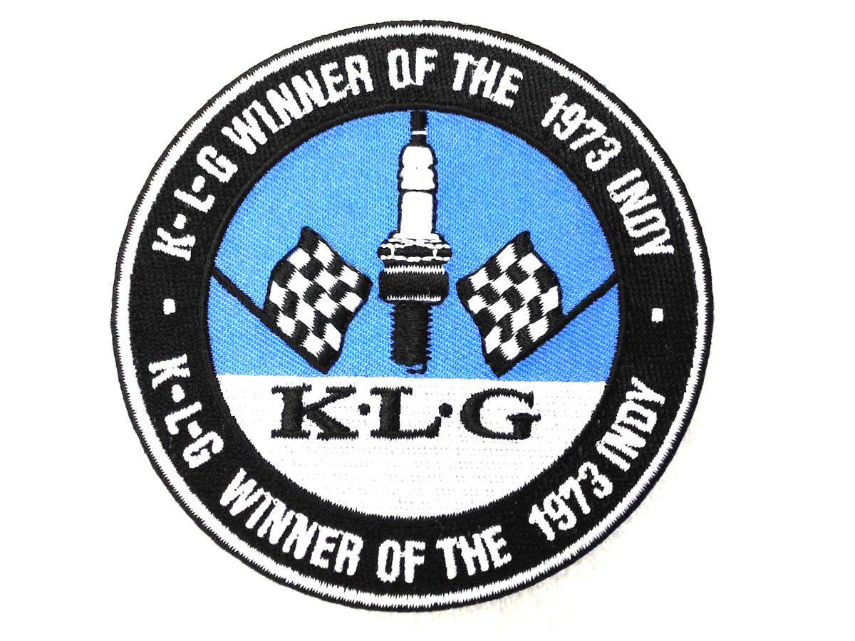 V-Twin 48-1487 - KLG Spark Plug Patches
