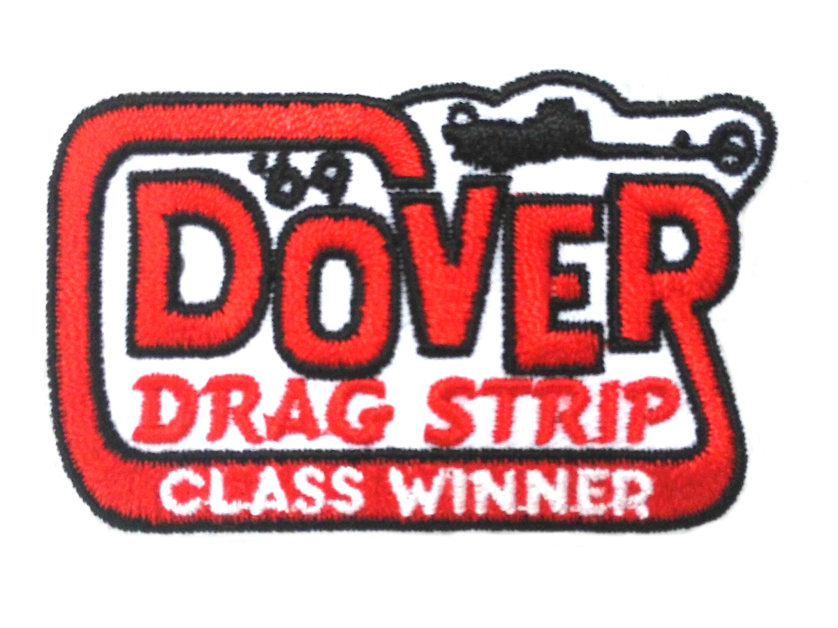 V-Twin 48-1492 - Dover Drag Strip Patches