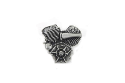 V-Twin 48-1503 - Flathead Lapel Pin