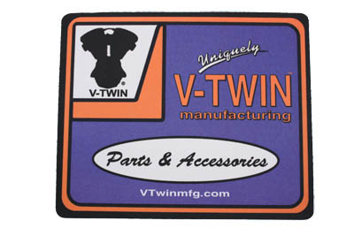 V-Twin 48-1505 - V-Twin Mouse Pad