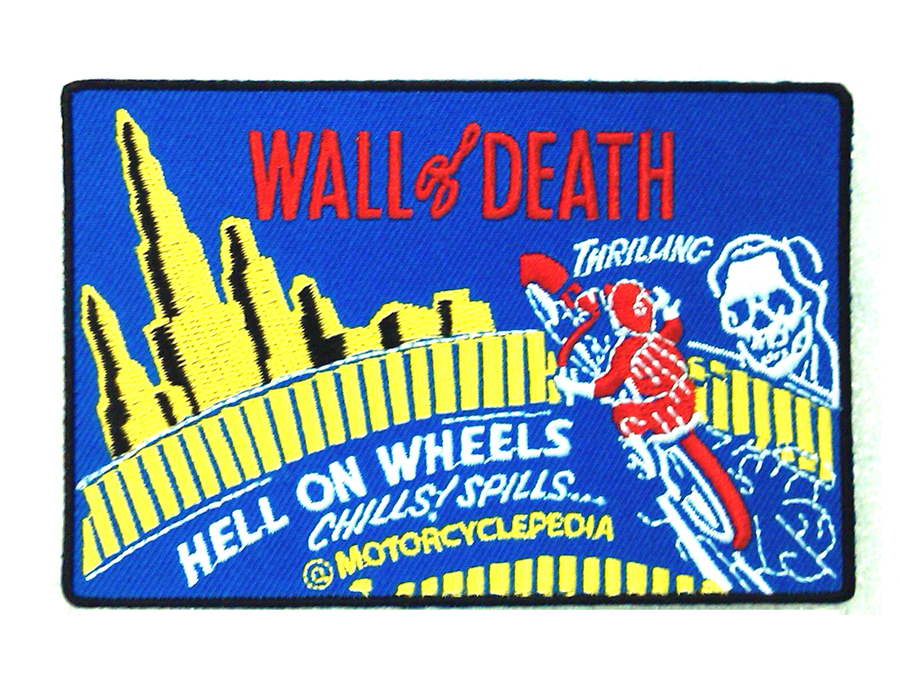 V-Twin 48-1531 - Wall Of Death Patch