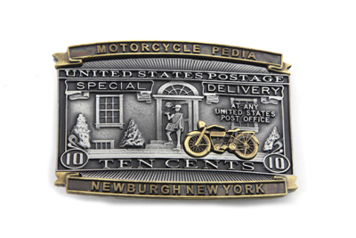 V-Twin 48-1632 - Postage Belt Buckle
