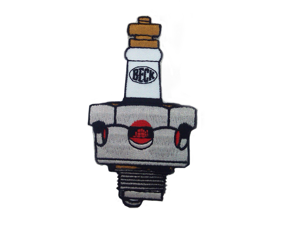 V-Twin 48-1642 - Beck 18mm Spark Plug Patches