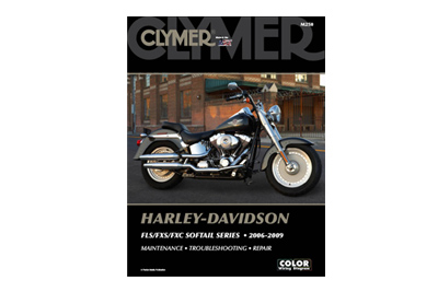 V-Twin 48-1761 - Clymer Repair Manual for FXST-FLST