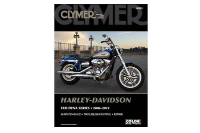 V-Twin 48-1763 - Clymer Repair Manual for FXD