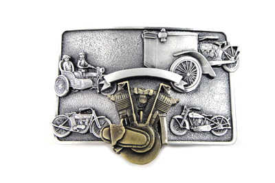 V-Twin 48-1773 - JD Belt Buckle