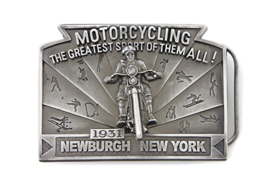 V-Twin 48-1775 - Motorcycling Belt Buckle