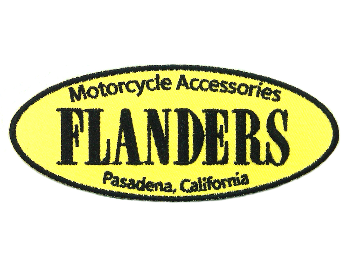 V-Twin 48-1787 - Flanders Patches