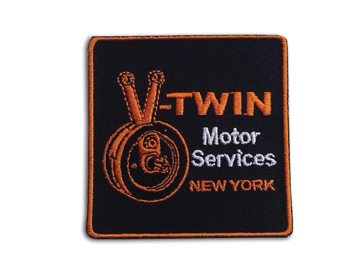 V-Twin 48-1889 - V-Twin Motor Service Patches