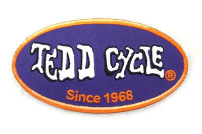 V-Twin 48-1968 - Tedd Cycle Patches