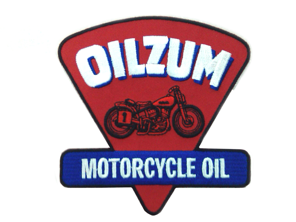 V-Twin 48-2297 - Oilzum WR Patches