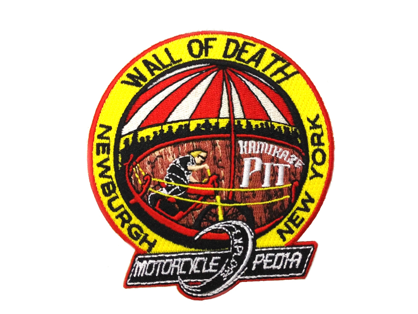 V-Twin 48-2314 - Kamikaze Pit Wall of Death Patches