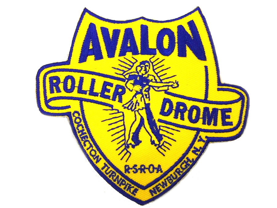 AVALON NEWBURGH PATCHES VTWIN 48-2318