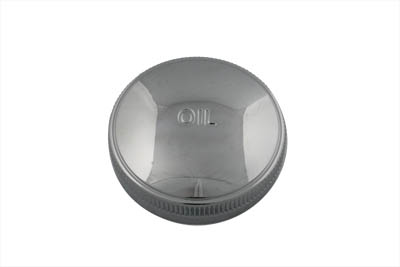 V-Twin 49-0108 - Oil Cap Chrome