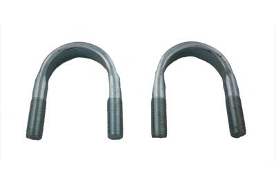 V-Twin 49-0143 - Front Engine Bar U Clamp Zinc