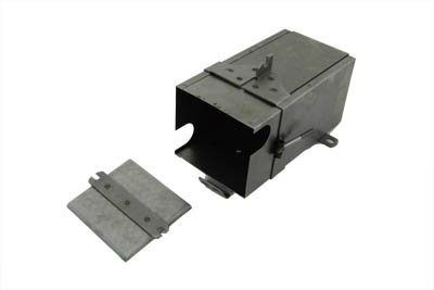 V-Twin 49-0301 - Raw Battery Box